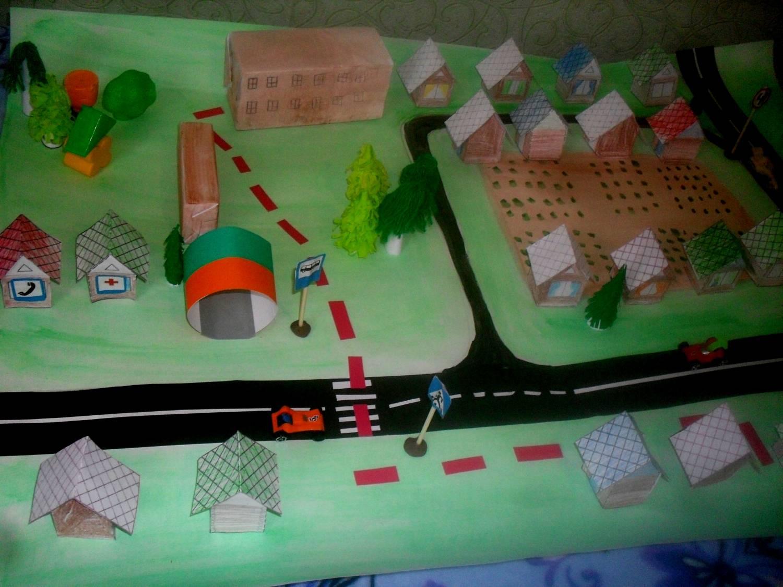 Поделки на тему железная дорога в садик своими руками